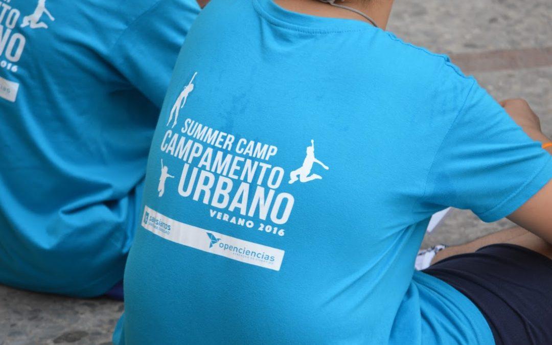 Fotos del Campamento Urbano +7 años