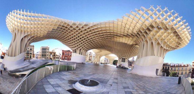 Setas-de-Sevilla