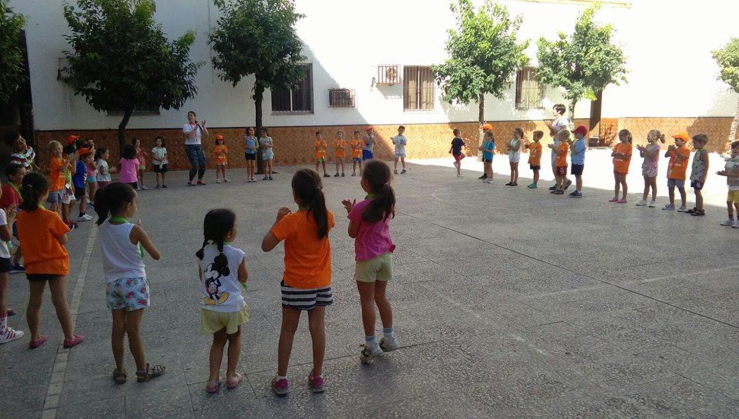 Campamento de verano Salesianas Mª Axuliadora- San Vicente