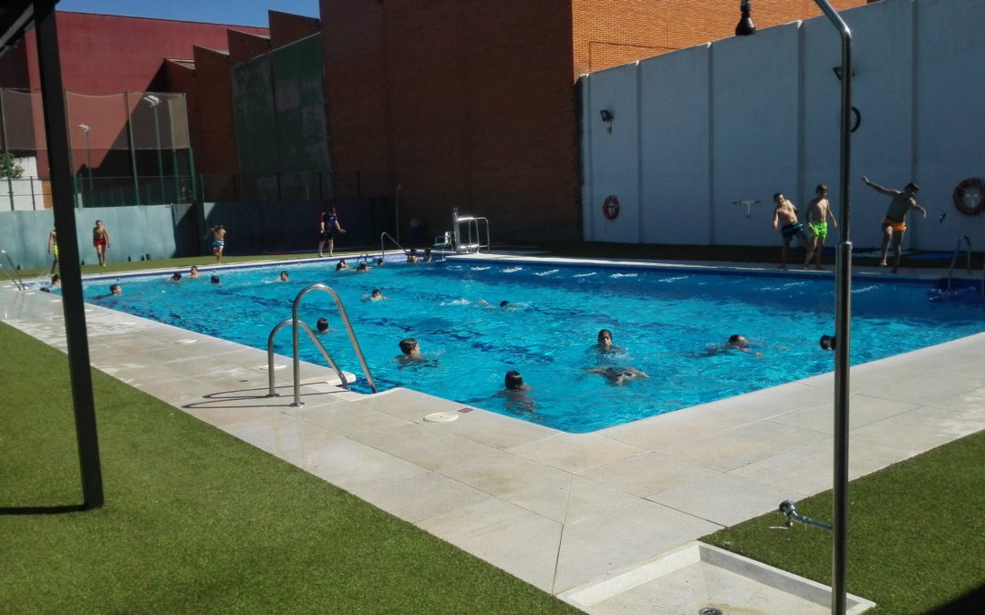 Piscinas para todos campamentos urbanos openciencias - Todo para piscinas ...